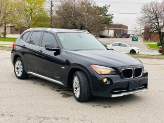 Used 2012 BMW X1 AWD 4dr 28i for sale in Brampton, ON