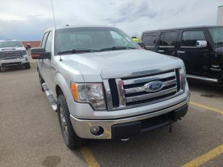 Used 2009 Ford F-150 4WD SUPERCREW for sale in Edmonton, AB