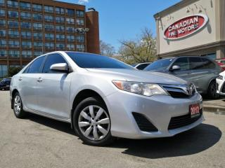 Used 2012 Toyota Camry AUTO | P. GROUP | 4 CYL | BLUE TOOTH | for sale in Scarborough, ON