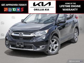 Used 2017 Honda CR-V EX-L | OFF LEASE for sale in Orillia, ON