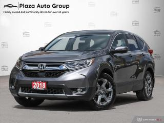 Used 2018 Honda CR-V EX-L | LOADED | LOW KMS | LEATHER | ROOF for sale in Richmond Hill, ON