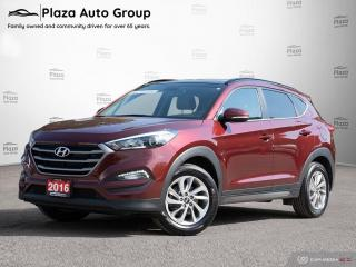 Used 2016 Hyundai Tucson Luxury   LEATHER   SUNROOF   NAVI for sale in Richmond Hill, ON