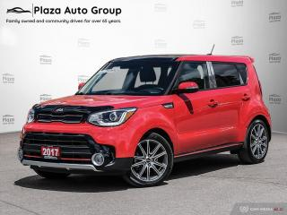 Used 2017 Kia Soul SX Turbo Tech | LOW KMS | NAV | LEATHER | ROOF for sale in Richmond Hill, ON