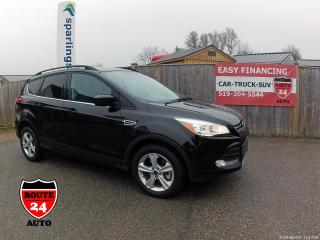Used 2015 Ford Escape SE 4WD for sale in Brantford, ON