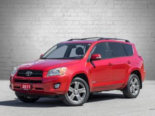 Used 2011 Toyota RAV4 Sport I4 4WD NEW TIRES!  LEATHER! for sale in London, ON