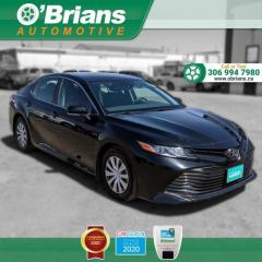 Used 2019 Toyota Camry LE w/Adaprive Cruise, Lane Departure Warning, Backup Camera for sale in Saskatoon, SK