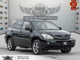 Used 2006 Lexus RX 400h Hybdrid, AWD, NAVI, REARCAM, SUNROOF, LEATHER for sale in Toronto, ON