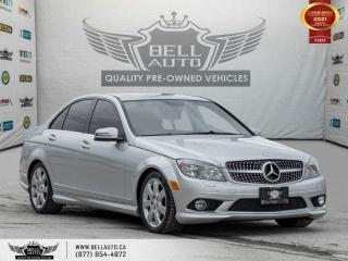 Used 2010 Mercedes-Benz C-Class C 300, AWD, SENSORS, SUNROOF, HEATED SEATS for sale in Toronto, ON