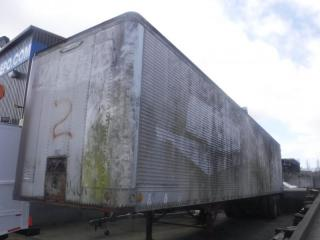 Used 2000 Trailmobile 52 Foot Enclosed Trailer for sale in Burnaby, BC