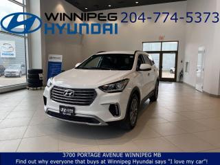 Used 2017 Hyundai Santa Fe XL Premium for sale in Winnipeg, MB