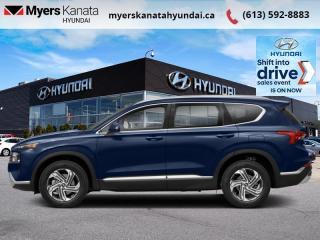 New 2021 Hyundai Santa Fe Preferred AWD  - $277 B/W for sale in Kanata, ON