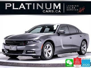Used 2015 Dodge Charger SXT, V6 292HP, HEATED, ALPINE SOUND, BT, SAT for sale in Toronto, ON