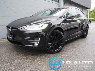 Used 2019 Tesla Model X Long Range Plus AWD for sale in Richmond, BC