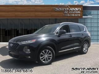 Used 2019 Hyundai Santa Fe 2.4L Essential AWD w/Safety Pkg/Dk Chrome Accent for sale in Saint-Jean-sur-Richelieu, QC