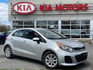 Used 2017 Kia Rio LX+ for sale in Peterborough, ON