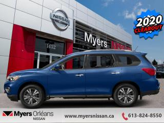 New 2020 Nissan Pathfinder SL Premium  - Sunroof -  Navigation - $301 B/W for sale in Orleans, ON