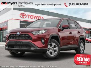 New 2021 Toyota RAV4 Hybrid XLE  - Sunroof - $243 B/W for sale in Ottawa, ON