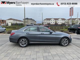 Used 2018 Mercedes-Benz C-Class C300 4MATIC Sedan  - $233 B/W for sale in Ottawa, ON