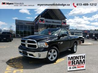 New 2021 RAM 1500 Classic SLT  - Aluminum Wheels -  Uconnect 3 for sale in Ottawa, ON
