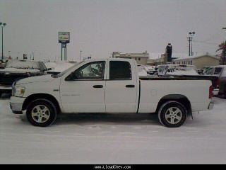 Used 2007 Dodge Ram 1500 SLT for sale in Lloydminster, SK