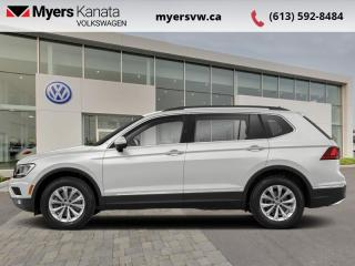 New 2021 Volkswagen Tiguan COMFORTLINE 4Motion for sale in Kanata, ON