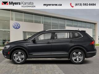 New 2021 Volkswagen Tiguan United 4MOTION for sale in Kanata, ON
