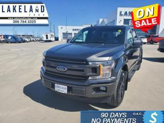 Used 2020 Ford F-150 XLT  - $314 B/W for sale in Prince Albert, SK
