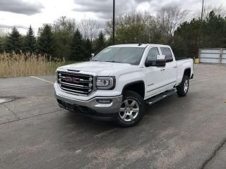 Used 2018 GMC Sierra 1500 SLT Crew 4WD for sale in Cayuga, ON