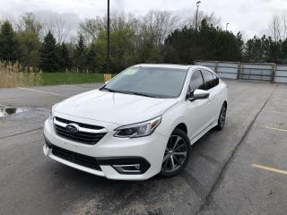 Used 2020 Subaru Legacy PREMIERE GT AWD for sale in Cayuga, ON