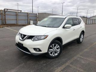 Used 2015 Nissan Rogue SV 2WD for sale in Cayuga, ON