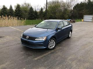 Used 2017 Volkswagen Jetta wolfsburg for sale in Cayuga, ON