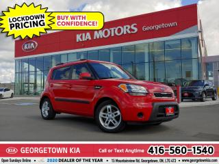 Used 2011 Kia Soul 2U | BLUETOOTH | HEATED SEATS | TINTS | ALLOYS | for sale in Georgetown, ON