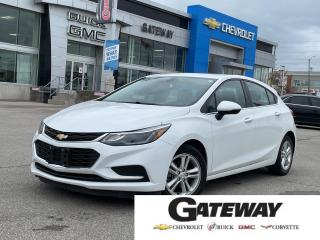 Used 2017 Chevrolet Cruze LT / H/B / REAR VISION CAMERA / BLUETOOTH / for sale in Brampton, ON