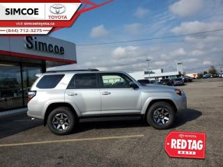 New 2021 Toyota 4Runner TRD Off Road  - Navigation for sale in Simcoe, ON