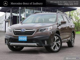 Used 2020 Subaru Outback Limited XT - LOW KM ! for sale in Sudbury, ON