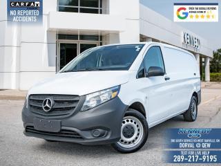 Used 2020 Mercedes-Benz Metris Cargo Van for sale in Oakville, ON