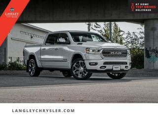 Used 2019 RAM 1500 Limited  Bed Utility/ Pano Roof/ 22'' Wheels/ Tow Pkg for sale in Surrey, BC