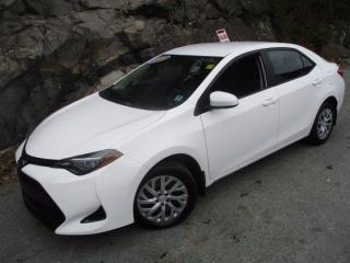 Used 2018 Toyota Corolla LE for sale in Halifax, NS