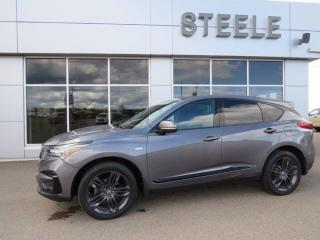 Used 2019 Acura RDX w/A-Spec Pkg for sale in Fredericton, NB
