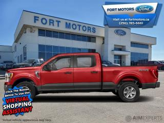 New 2021 Ford F-150 XLT  - Sync 4 - $432 B/W for sale in Fort St John, BC