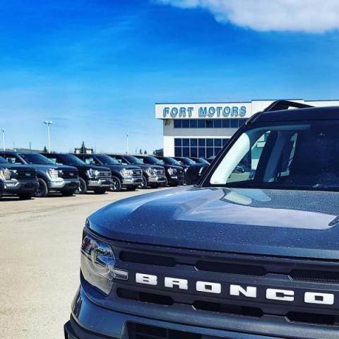 2021 Ford Bronco Sport Big Bend 4x4  - Sunroof - $294 B/W