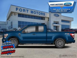 New 2021 Ford F-150 Lariat  - Leather Seats - $467 B/W for sale in Fort St John, BC
