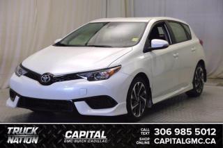 Used 2018 Toyota Corolla iM HB for sale in Regina, SK
