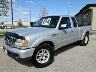 Used 2010 Ford Ranger Sport 4X4 for sale in Cambridge, ON
