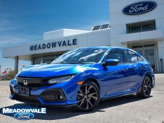 Used 2018 Honda Civic Hatchback Sport Touring for sale in Mississauga, ON