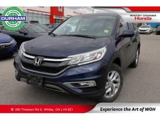 Used 2016 Honda CR-V Awd 5dr Se for sale in Whitby, ON