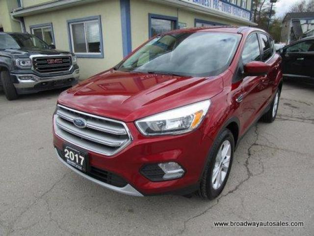 2017 Ford Escape FOUR-WHEEL DRIVE SE EDITION 5 PASSENGER 1.5L - ECO-BOOST.. HEATED SEATS.. BACK-UP CAMERA.. BLUETOOTH SYSTEM.. KEYLESS ENTRY..