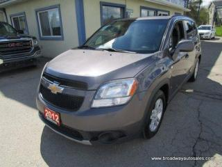 Used 2012 Chevrolet Orlando POWER EQUIPPED LT EDITION 7 PASSENGER 2.4L - ECO-TEC.. MIDDLE BENCH.. THIRD ROW.. CD/AUX INPUT.. KEYLESS ENTRY.. for sale in Bradford, ON