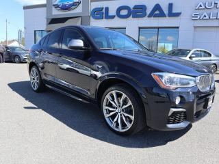 Used 2018 BMW X4 M40i for sale in Ottawa, ON