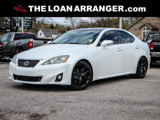 Used 2012 Lexus IS 250 for sale in Barrie, ON